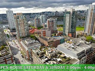 Apartment for sale in Yaletown, Vancouver, Vancouver West, 2302 1155 Homer Street, 262461669 | Realtylink.org