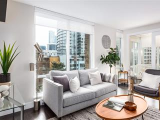 Apartment for sale in Downtown VW, Vancouver, Vancouver West, 802 535 Smithe Street, 262461548 | Realtylink.org