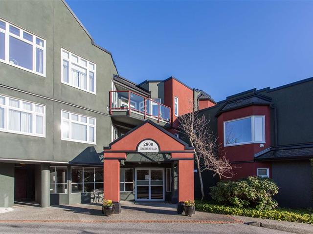 Apartment for sale in Upper Lonsdale, North Vancouver, North Vancouver, 204 2800 Chesterfield Avenue, 262455887 | Realtylink.org
