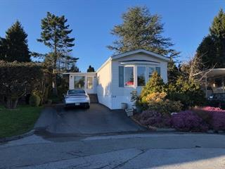 Manufactured Home for sale in King George Corridor, Surrey, South Surrey White Rock, 244 1840 160th Street, 262462066 | Realtylink.org