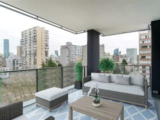 Apartment for sale in West End VW, Vancouver, Vancouver West, 801 1171 Jervis Street, 262455486 | Realtylink.org