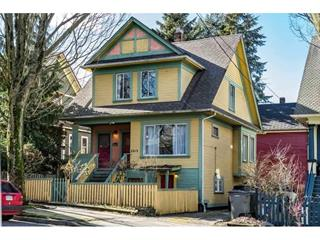 House for sale in Mount Pleasant VW, Vancouver, Vancouver West, 2213 Ontario Street, 262441359 | Realtylink.org