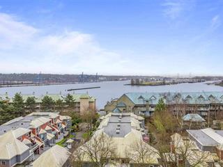 Apartment for sale in Quay, New Westminster, New Westminster, 902 1065 Quayside Drive, 262447307 | Realtylink.org