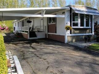Manufactured Home for sale in Salmon River, Langley, Langley, 25 23387 70a Avenue, 262453975 | Realtylink.org