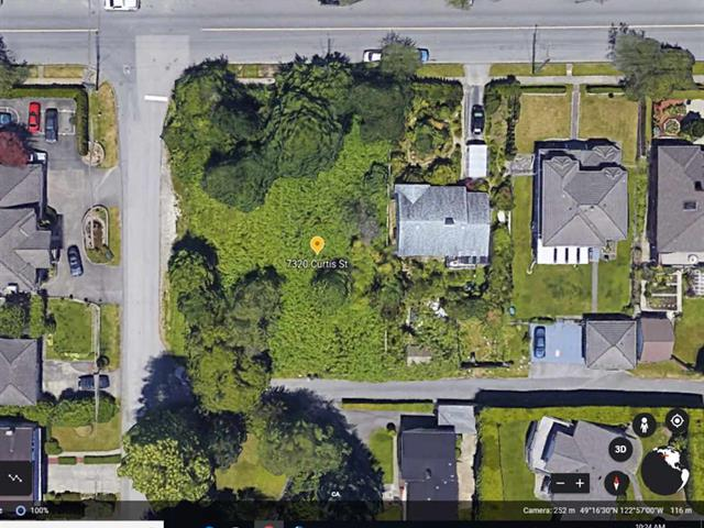 Lot for sale in Simon Fraser Univer., Burnaby, Burnaby North, 7320 Curtis Street, 262445622 | Realtylink.org