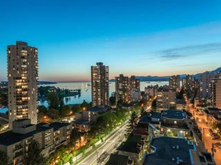 Apartment for sale in West End VW, Vancouver, Vancouver West, 1606 1003 Pacific Street, 262449582 | Realtylink.org