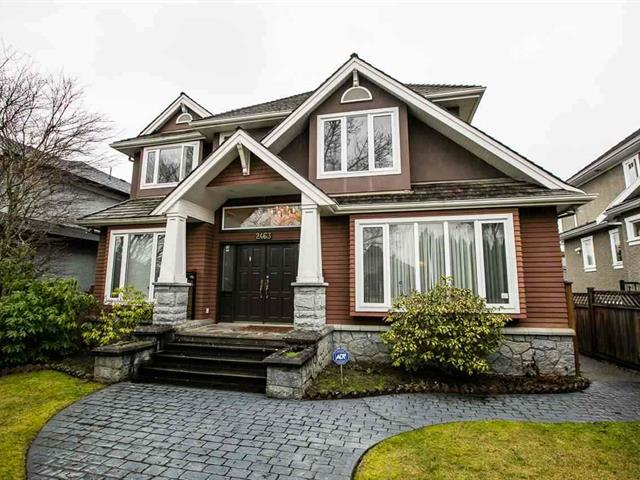 House for sale in Arbutus, Vancouver, Vancouver West, 2463 W 19th Avenue, 262442223 | Realtylink.org