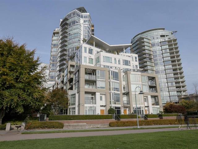 Apartment for sale in Yaletown, Vancouver, Vancouver West, 801 1383 Marinaside Crescent, 262448668 | Realtylink.org