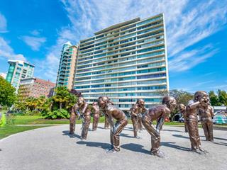 Apartment for sale in West End VW, Vancouver, Vancouver West, 1704 1835 Morton Avenue, 262453724 | Realtylink.org