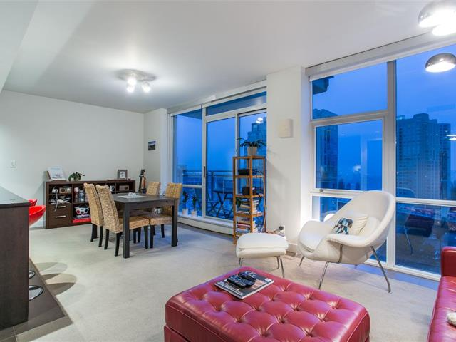 Apartment for sale in Yaletown, Vancouver, Vancouver West, 1201 1455 Howe Street, 262455233 | Realtylink.org