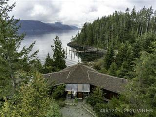 House for sale in Campbell River, Bowen Island, Lot B Eagles Cove, 465121 | Realtylink.org