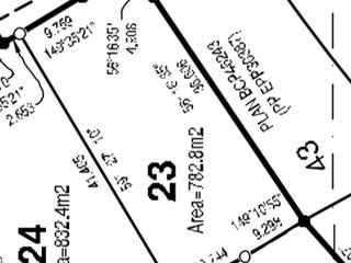 Lot for sale in Charella/Starlane, Prince George, PG City South, 2490 Rowe Street, 262262249   Realtylink.org