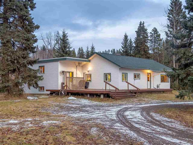 House for sale in Smithers - Rural, Smithers, Smithers And Area, 340 Kidd Road, 262441756 | Realtylink.org