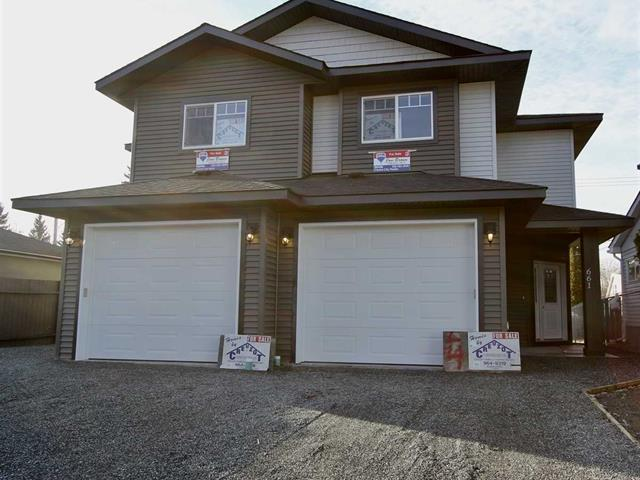 1/2 Duplex for sale in Central, Prince George, PG City Central, 661 Carney Street, 262415874 | Realtylink.org