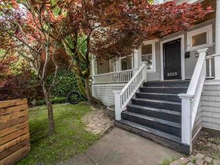 House for sale in Mount Pleasant VW, Vancouver, Vancouver West, 2115 Columbia Street, 262457422 | Realtylink.org