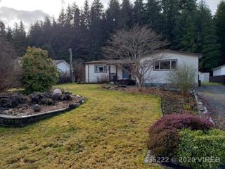 House for sale in Port Hardy, Port Hardy, 5910 Beaver Harbour Road, 465222 | Realtylink.org