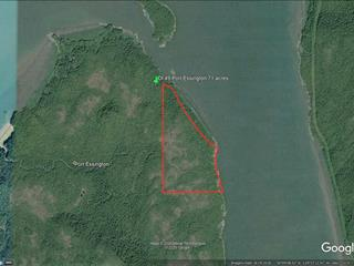 Lot for sale in Prince Rupert - Rural, Prince Rupert Rural, Prince Rupert, Dl 49 Ecstall River, 262458122 | Realtylink.org