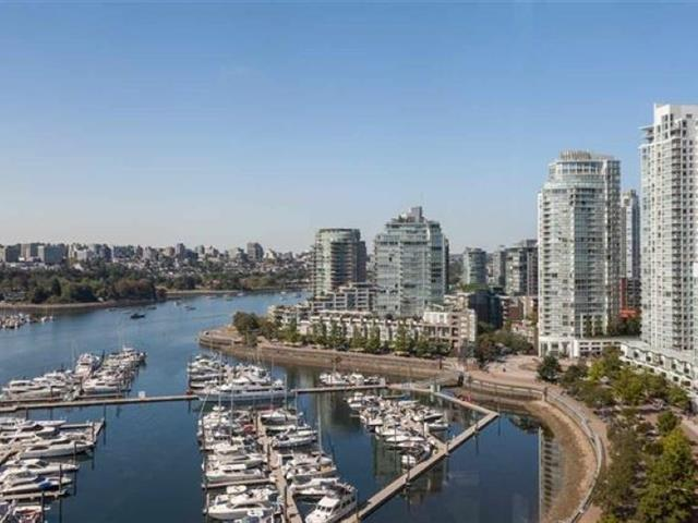 Apartment for sale in Yaletown, Vancouver, Vancouver West, 1908 1033 Marinaside Crescent, 262458072 | Realtylink.org