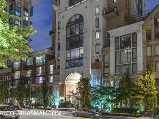Apartment for sale in Yaletown, Vancouver, Vancouver West, 801 1280 Richards Street, 262450957 | Realtylink.org