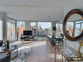 Apartment for sale in Yaletown, Vancouver, Vancouver West, 505 1455 Howe Street, 262456085   Realtylink.org