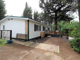 Manufactured Home for sale in 108 Ranch, 108 Mile Ranch, 100 Mile House, 4836 Gloinnzun Drive, 262456720 | Realtylink.org
