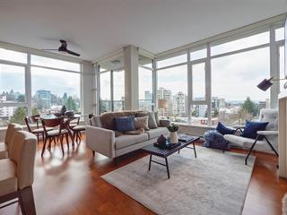 Apartment for sale in Fairview VW, Vancouver, Vancouver West, 801 1333 W 11th Avenue, 262457921 | Realtylink.org