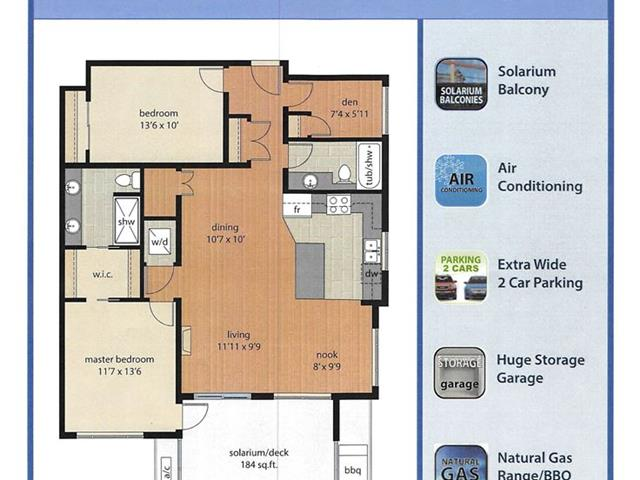 Apartment for sale in Willoughby Heights, Langley, Langley, 608 20290 86 Avenue, 262455249   Realtylink.org