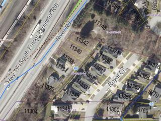 Lot for sale in Royal Heights, Surrey, North Surrey, 11338 River Road, 262447944   Realtylink.org
