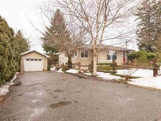 House for sale in Chilliwack N Yale-Well, Chilliwack, Chilliwack, 46197 Reece Avenue, 262452635   Realtylink.org