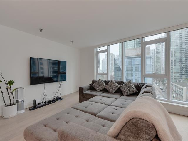 Apartment for sale in Coal Harbour, Vancouver, Vancouver West, 903 1499 W Pender Street, 262452893 | Realtylink.org