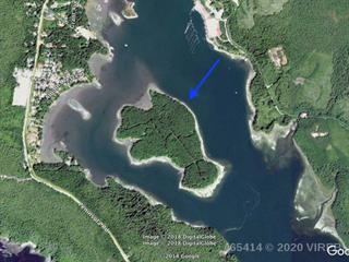 Lot for sale in Ucluelet, PG Rural East, Lot 2 Kvarno Island, 465414 | Realtylink.org