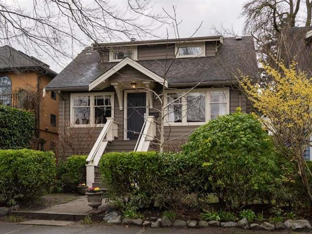 House for sale in Kitsilano, Vancouver, Vancouver West, 3536 W 13th Avenue, 262457994 | Realtylink.org