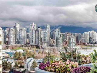 Apartment for sale in Fairview VW, Vancouver, Vancouver West, 1003 1438 W 7th Avenue, 262453047 | Realtylink.org