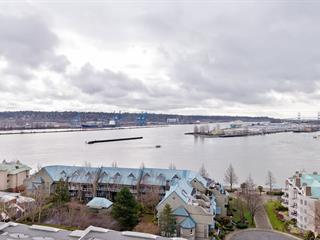 Apartment for sale in Quay, New Westminster, New Westminster, 1607 1135 Quayside Drive, 262457326 | Realtylink.org