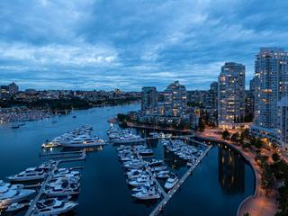 Apartment for sale in Yaletown, Vancouver, Vancouver West, 2206 1033 Marinaside Crescent, 262447844   Realtylink.org