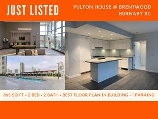 Apartment for sale in Brentwood Park, Burnaby, Burnaby North, 1707 2388 Madison Avenue, 262457145 | Realtylink.org