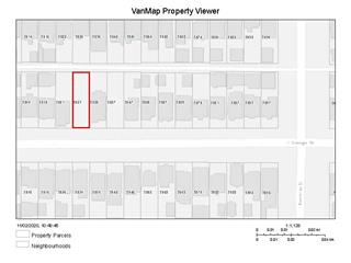 Lot for sale in Renfrew VE, Vancouver, Vancouver East, 3523 E Georgia Street, 262456953 | Realtylink.org