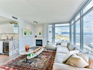 Apartment for sale in Coal Harbour, Vancouver, Vancouver West, 1703 1616 Bayshore Drive, 262448708   Realtylink.org