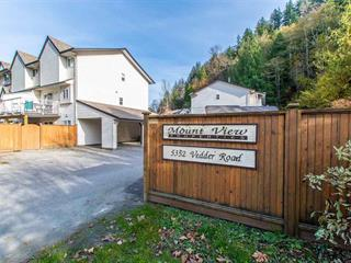 Townhouse for sale in Vedder S Watson-Promontory, Sardis, Sardis, 5 5352 Vedder Road, 262440450 | Realtylink.org
