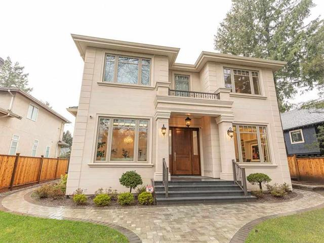 House for sale in Quilchena, Vancouver, Vancouver West, 2399 W 35th Avenue, 262450921 | Realtylink.org