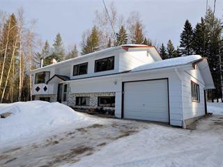 House for sale in Buckhorn, Prince George, PG Rural South, 14140 Athabasca Drive, 262453135 | Realtylink.org