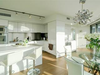 Apartment for sale in Coal Harbour, Vancouver, Vancouver West, 3602 1151 W Georgia Street, 262447986 | Realtylink.org
