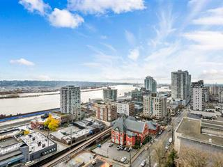 Apartment for sale in Downtown NW, New Westminster, New Westminster, 1703 610 Victoria Street, 262453584 | Realtylink.org