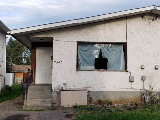 1/2 Duplex for sale in VLA, Prince George, PG City Central, 2360 Quince Street, 262384447   Realtylink.org
