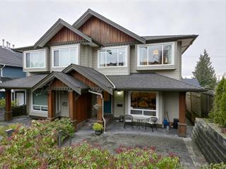 1/2 Duplex for sale in Lower Lonsdale, North Vancouver, North Vancouver, 307 E 6 Street, 262455034 | Realtylink.org