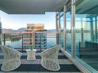 Apartment for sale in Coal Harbour, Vancouver, Vancouver West, 2603 1205 W Hastings Street, 262446475 | Realtylink.org