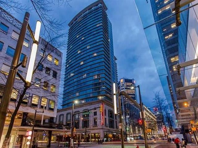 Apartment for sale in Downtown VW, Vancouver, Vancouver West, 1815 610 Granville Street, 262455412   Realtylink.org