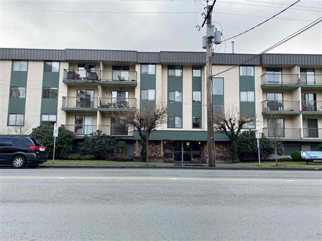 Apartment for sale in Chilliwack W Young-Well, Chilliwack, Chilliwack, 204 45744 Spadina Avenue, 262452830   Realtylink.org