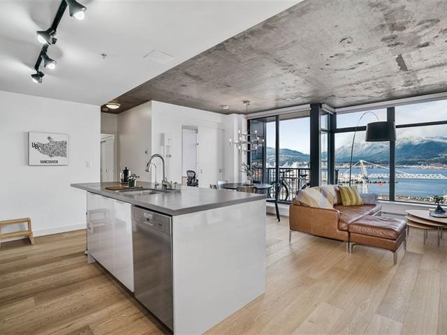 Apartment for sale in Downtown VW, Vancouver, Vancouver West, 1701 128 W Cordova Street, 262455450 | Realtylink.org