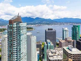 Apartment for sale in Coal Harbour, Vancouver, Vancouver West, 4306 1151 W Georgia Street, 262456030   Realtylink.org